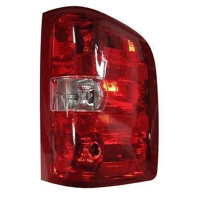 Fits 07 08 09 10 11 12 Chevrolet Silverado Passenger Taillight Taillamp NEW 25958483 GM2801207