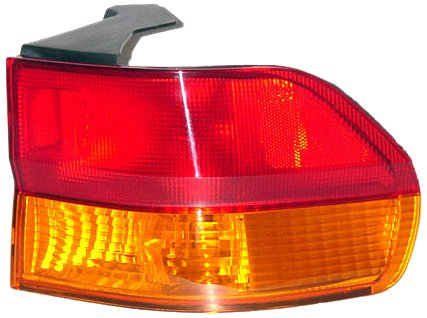 OE Replacement Honda Odyssey Passenger Side Taillight LensHousing Partslink Number HO2801158