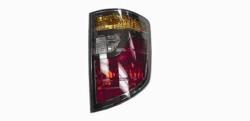 OE Replacement Honda Ridgeline Passenger Side Taillight LensHousing Partslink Number HO2819131