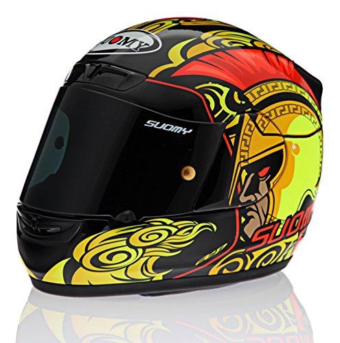 Suomy Apex Gladiator Helmet size Medium