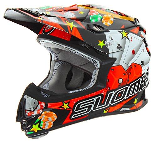 Suomy MR Jump Jackpot Black Helmet size Large