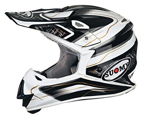Suomy MX Jump Helmet Black Magic Large