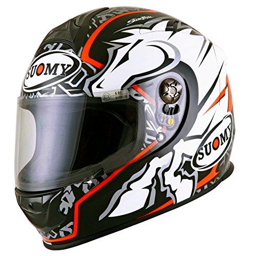 Suomy SR Sport Dovizioso Black Helmet size Large