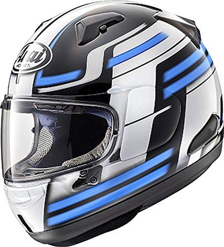 Arai Quantum-X Competition Blue Full Face Helmet - X-Large
