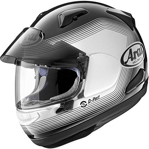 Arai Shade Adult Quantum-X Street Motorcycle Helmet - White Large