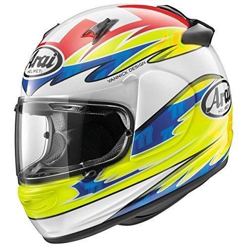 Arai Vector 2 Aegerter Full Face Helmet - Large