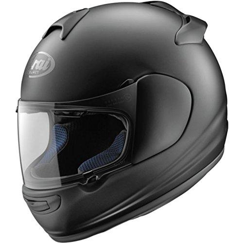 Arai Vector 2 Black Frost Full Face Helmet - Large