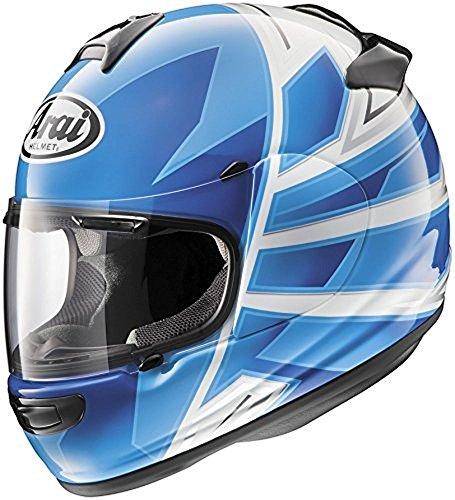 Arai Vector 2 Hawk Blue Full Face Helmet - Small