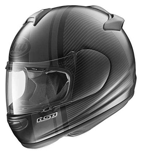 Arai Vector 2 Twist Black Frost Full Face Helmet - 2X-Large