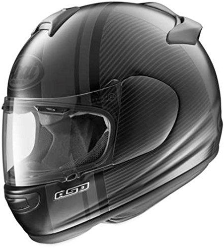 Arai Vector 2 Full Face Motorcycle Helmet Black Frost Twist Black XX-Large