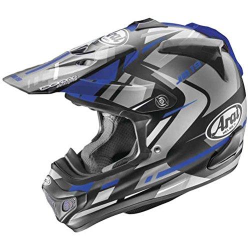 Arai VX-PRO4 Bogle Blue Frost Offroad Motorcycle Helmet XX-Large More Size Options