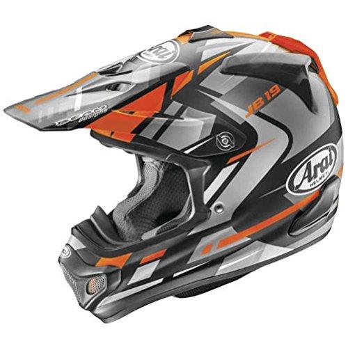 Arai VX-PRO4 Bogle Orange Frost Offroad Motorcycle Helmet Medium More Size Options