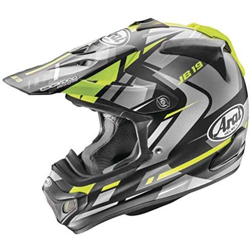 Arai VX-PRO4 Bogle Yellow Frost Offroad Motorcycle Helmet Medium More Size Options