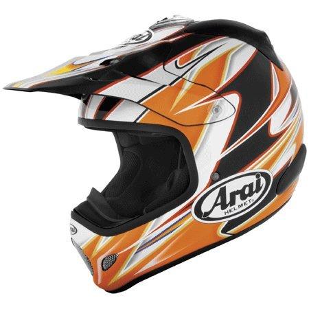 Arai VX-Pro 3 Akira Full Face Helmet Small  Orange