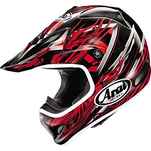 Arai VX-Pro 3 Brisk Red Helmet - Large