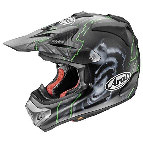 Arai VX-Pro4 Barcia Helmet-BlackGreen-S