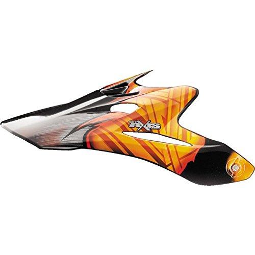 BlackOrange Arai VX-Pro 4 Barcia Replacement Helmet Visor Motorcycle Helmet Acc
