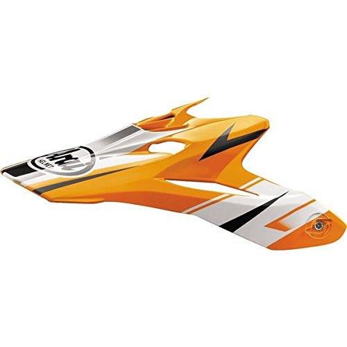 OrangeWhiteBlack Arai VX-Pro 4 Tip Replacement Helmet Visor Motorcycle Helmet