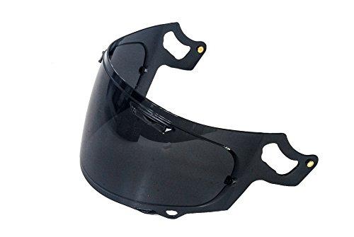 Smoke RX-7x Polycarbonate aftermarket helmet visor to fit Arai Shield Visor RX-7x RX-7V Corsair X only