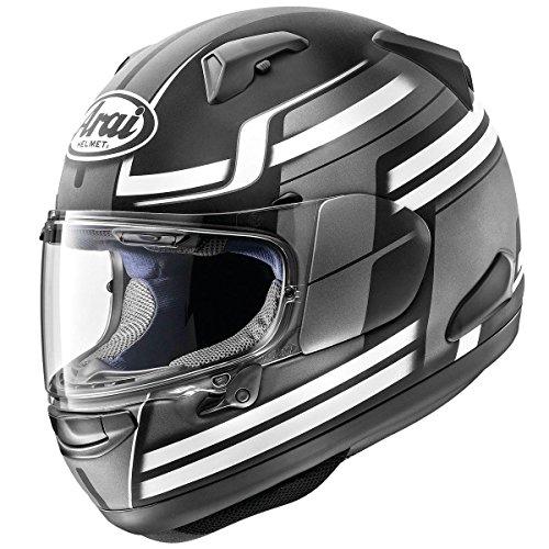 Arai Quantum-X Competition Black Frost Full Face Helmet - X-Small