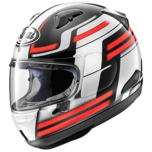 Arai Quantum-X Competition Red Full Face Helmet - 2X-Large