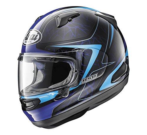Arai Quantum-X Sting Blue Full Face Helmet L