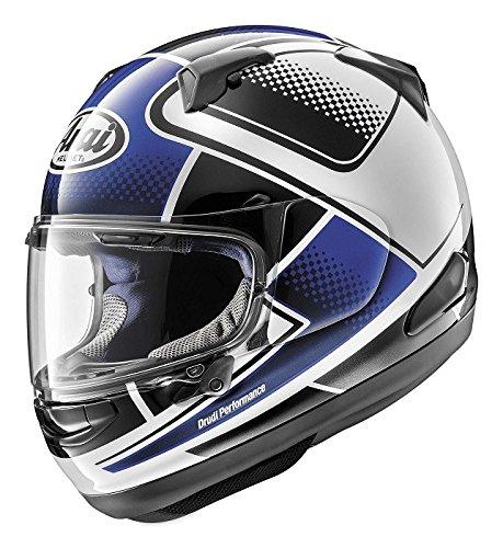 Arai Quantum-X Sting Box Blue Full Face Helmet M