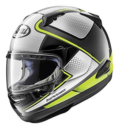 Arai Quantum-X Sting Box Yellow Full Face Helmet L