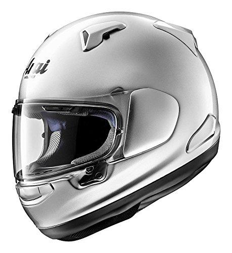 Arai Quantum-X Aluminum Silver Full Face Helmet S