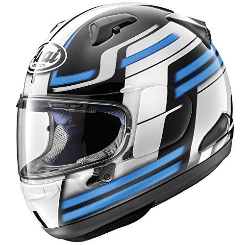 Arai Quantum-X Competition Blue Full Face Helmet - X-Small