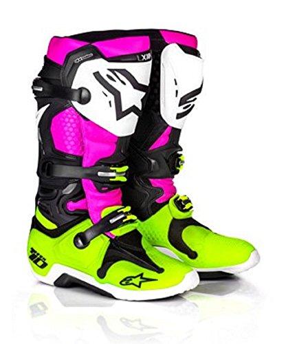 Alpinestars Tech 10 Radiant LE Boots-10