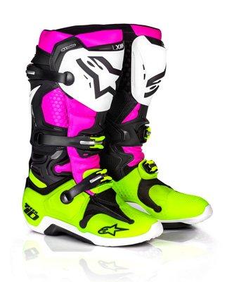 Alpinestars Tech 10 Radiant LE Boots-12