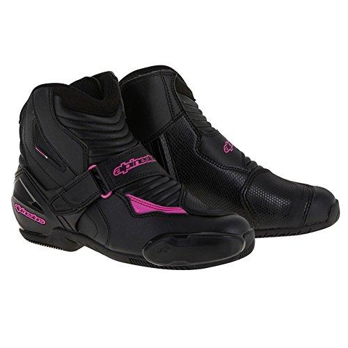 Alpinestars Womens Stella SMX-1 R Boots - 10 US  42 EuroBlackPink