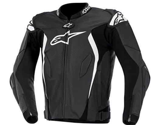 ALPINESTARS GP Tech Jacket Leather BlackWhite X-Large