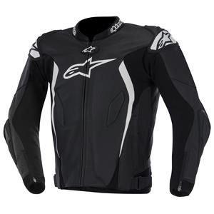 Alpinestars GP Tech 2015 Leather Jacket BlackWhite 52 EUR