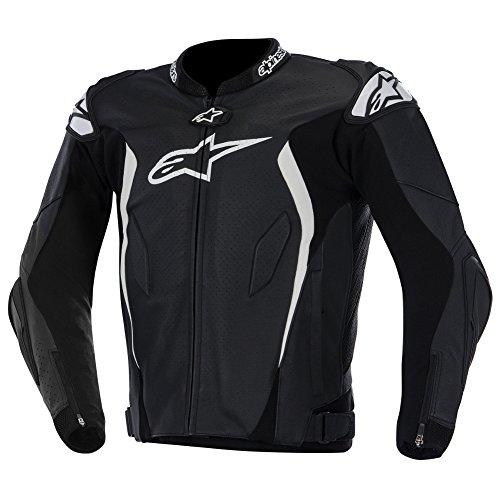 Alpinestars GP Tech Leather Jacket BLACKWHITE