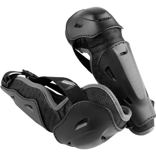 Shift Racing Enforcer Adult Elbow Guard MXOff-RoadDirt Bike Motorcycle Body Armor - Black  One Size