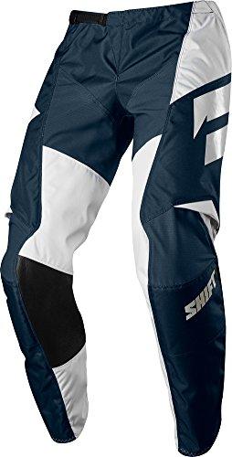 Shift Racing Whit3 Ninety Seven Mens Off-Road Motorcycle Pants - 38  Navy