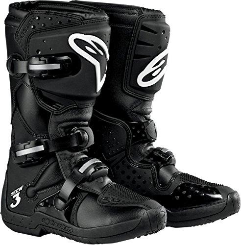 Alpinestars Stella Tech 3 Womens MotoX Motorcycle Boots - Black  Size 10