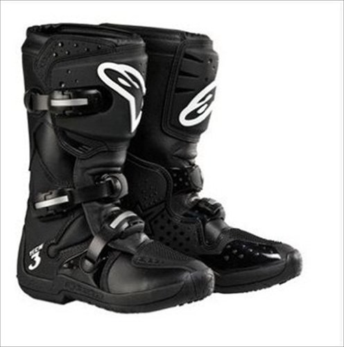 Alpinestars Stella Tech 3 Womens Boots  Distinct Name Black Size 7 Gender Womens Primary Color Black