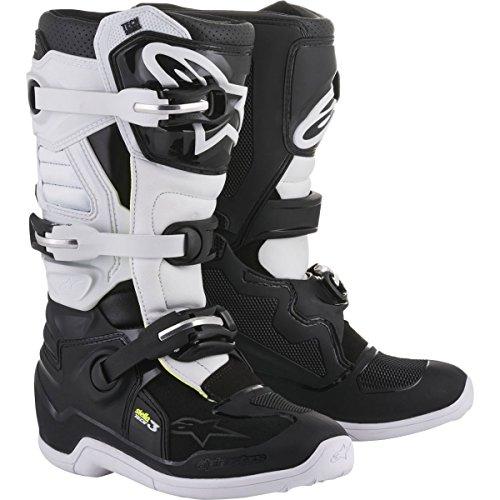 Alpinestars Womens Stella Tech 3 Boots-BlackWhite-7