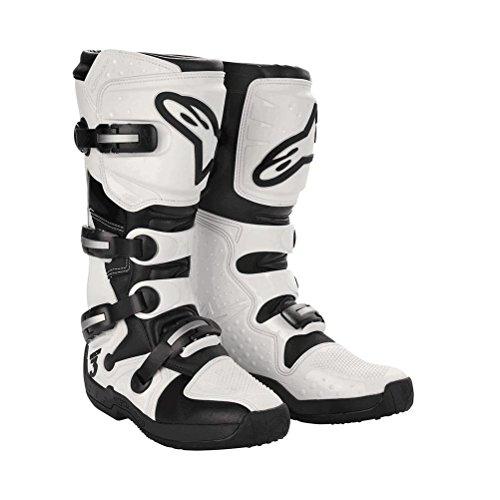 Alpinestars Womens Stella Tech 3 Boots-WhiteBlack-9