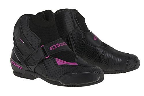 Alpinestars Stella SMX-1R Vented Womens Boots BlackPink 37 EUR