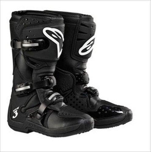 Alpinestars Stella Tech 3 Womens Boots  Distinct Name Black Size 7 Gender Womens Primary Color Black