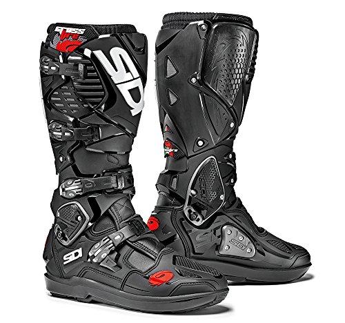 Sidi Crossfire 3 SRS Offroad Boots Black EU 47  US 12