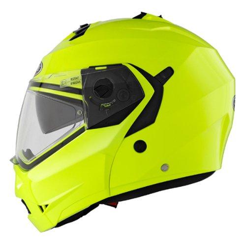 Caberg Duke Hi Viz Motorcycle Helmet