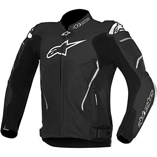 Alpinestars Atem Mens Street Motorcycle Jackets - Black  52