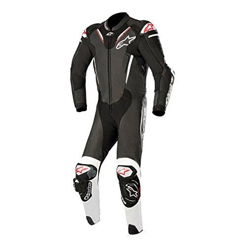 Alpinestars Atem V3 Mens 1-Piece Street Race Suits - BlackWhite  48