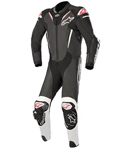 Alpinestars Atem V3 Mens 1-Piece Street Race Suits - BlackWhite  54