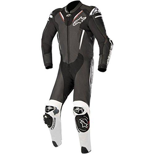 Alpinestars Atem V3 Mens 1-Piece Street Race Suits - BlackWhite  56